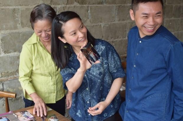 Yuen family Odd Couple restaurant