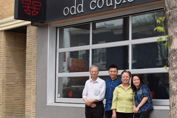 Yuen family at Odd Couple