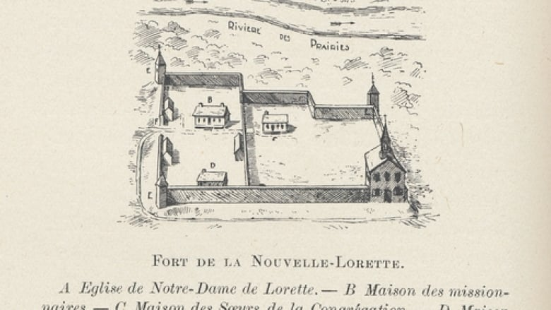 City Of Montreal Will Protect Remains Of 17th Century Fort On Lle
