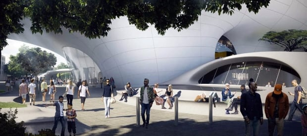 The force is strong in la as city approves 39 star wars for Star wars museum california
