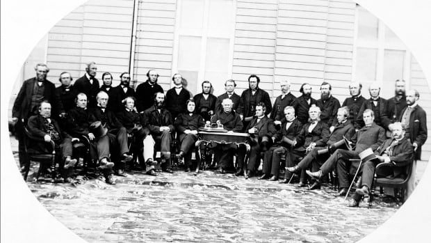 QUEBEC CONFEDERATION CONFERENCE