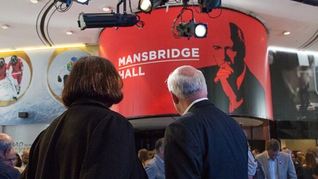 Mansbridge Hall