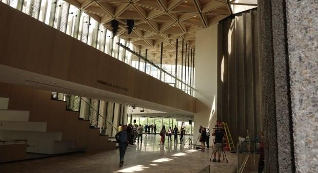 North Atrium