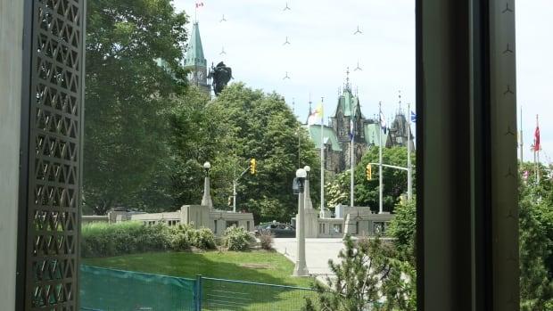 Parliament Hill view