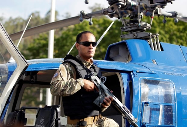 VENEZUELA-POLITICS/POLICE
