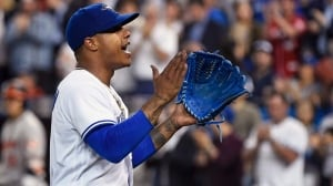 Marcus Stroman strikes out 8 as Blue Jays blank Orioles