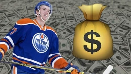 Connor McDavid is about to get a big pay day