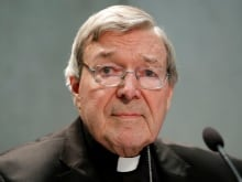 Peter Saunders, a prominent British member of a papal advisory commission on sexual abuse, credits the 'tenacity' of police and accusers for bringing charges against a top Vatican official.