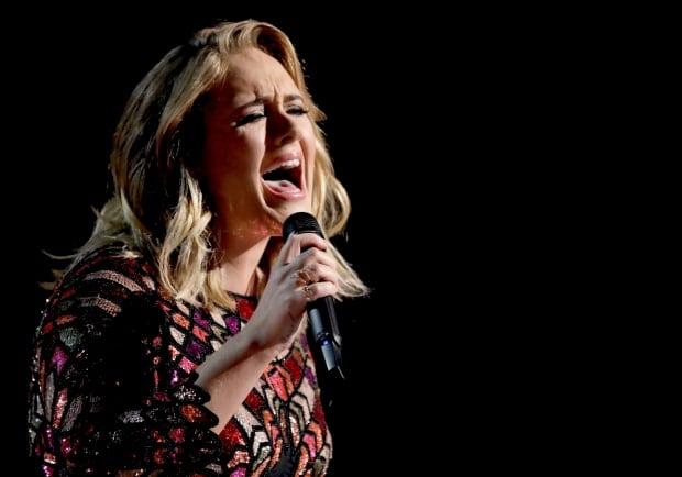 Britain Adele