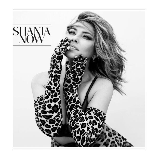 Shania NOW Album