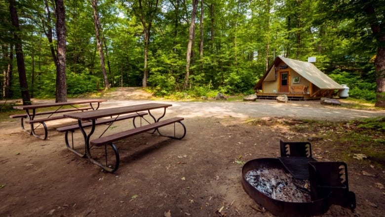 ncc to look at lac phillippe campground upgrades cbc news. Black Bedroom Furniture Sets. Home Design Ideas