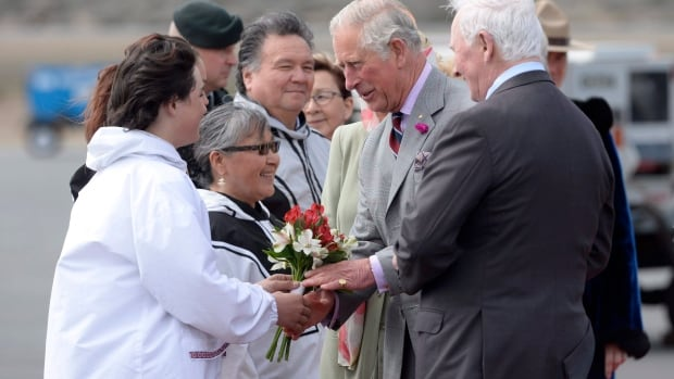 Prince Charles honors Canada troops who died in Afghanistan
