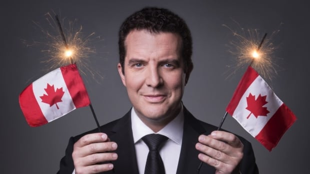 Rick Mercer says when it comes to jobs where the gift of gab is a requirement, people from Newfoundland and Labrador 'punch above their weight.'