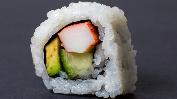 Believe it or not, the California roll was created in Canada.