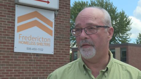 Fredericton homeless shelters finding more people at the door