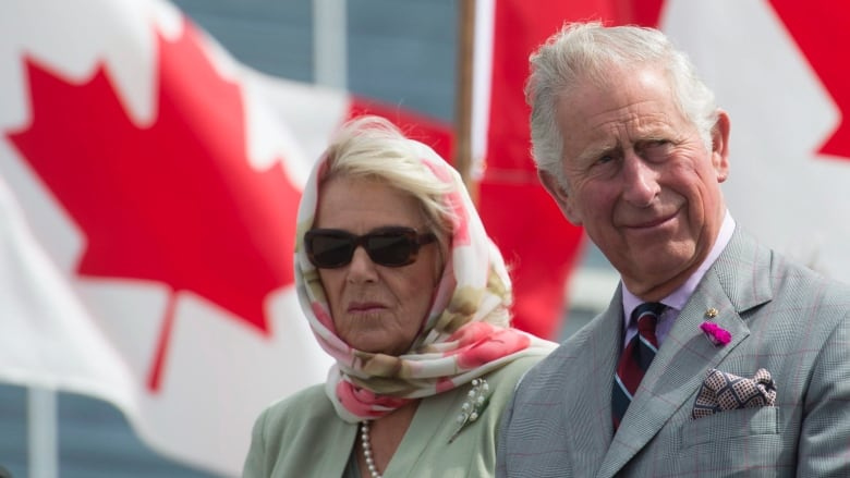 Duchess Of Cornwall Receive An Official Welcome In Iqaluit On Thursday The Prince Wales Is Being Elevated To Companion Order Canada