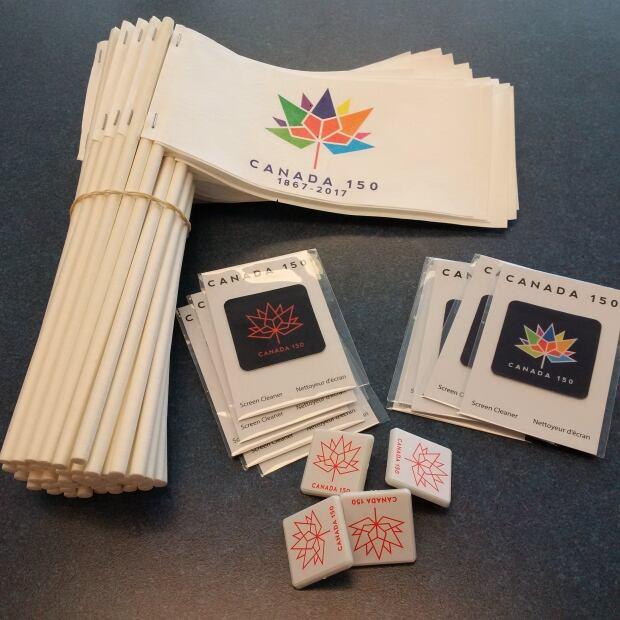 Canada 150 items
