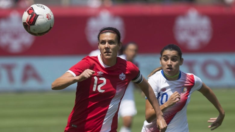 b546ffdbf30 Canadian soccer icon Christine Sinclair appointed to Order of Canada ...