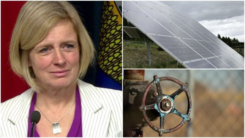 Alberta is greenest it's ever been under the NDP and that will be tough to undo