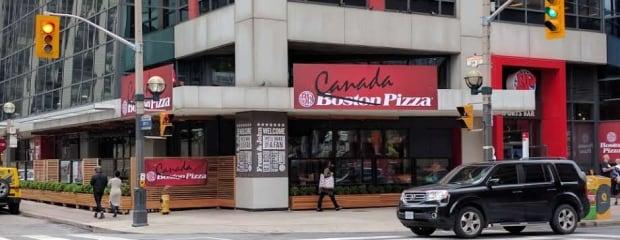 Canada Pizza