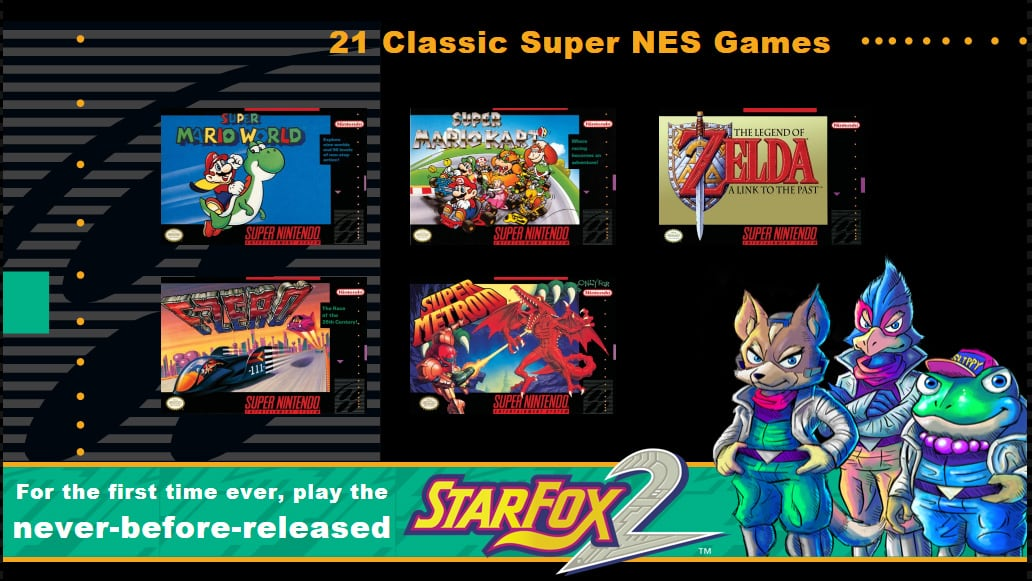 With Super NES Classic, Nintendo continues to rule the retro games
