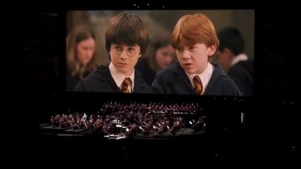 Symphonies are increasingly adding music from much-loved videogames, TV shows and movies to their pops repertoires — like an new tour of Harry Potter and The Philosopher's Stone with live orchestral accompaniment.
