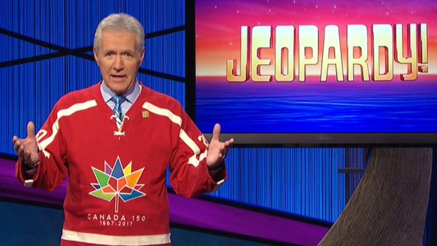 Alex Trebek and sports have been connected since before Jeopardy!