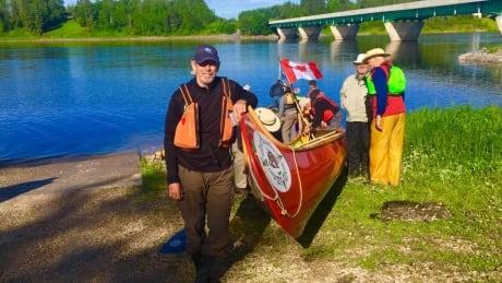 canoe for canada