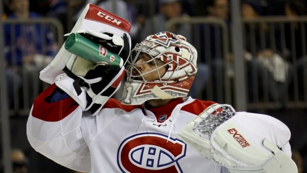 Canadiens sign G Carey Price to 8-year extension worth reported $84M