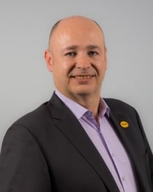 Jason Duke chair of Saskatchewan Construction Association