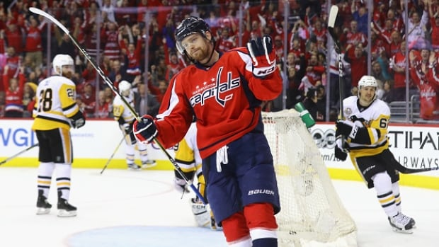 Capitals trade Marcus Johansson to Devils in cost-cutting move