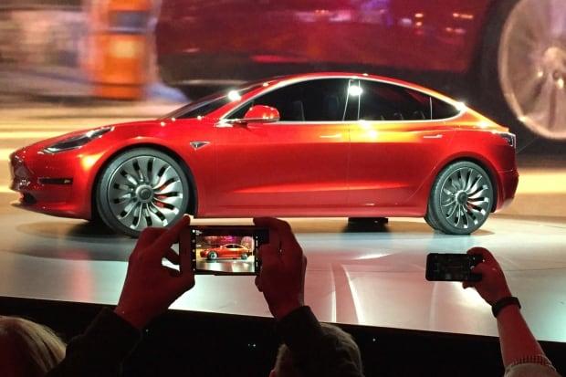 Tesla Car for the Masses