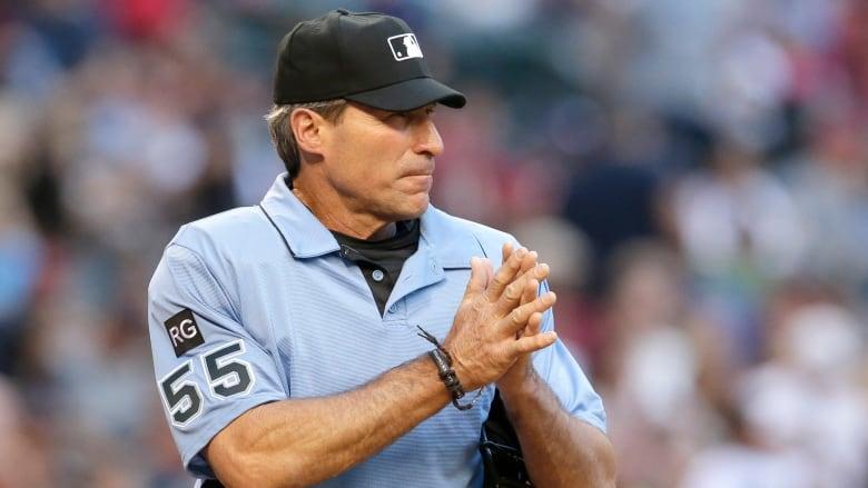 7c1bb95a27c Umpire Hernandez sues MLB
