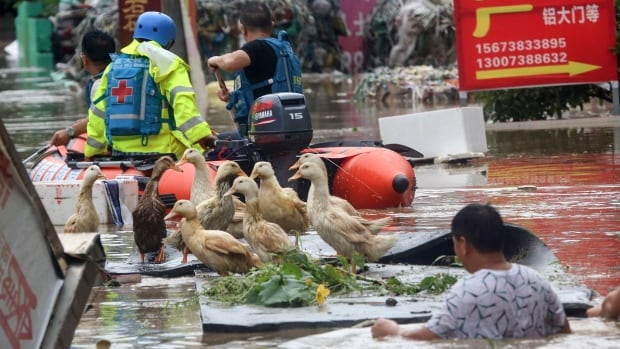 Flooding in southern China kills at least 56