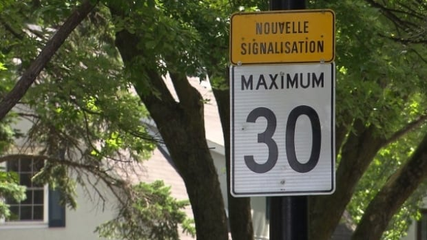 Under the changes, which would go into effect next spring, vehicles would be limited to 30 or 40 kilometres per hour on most city streets.