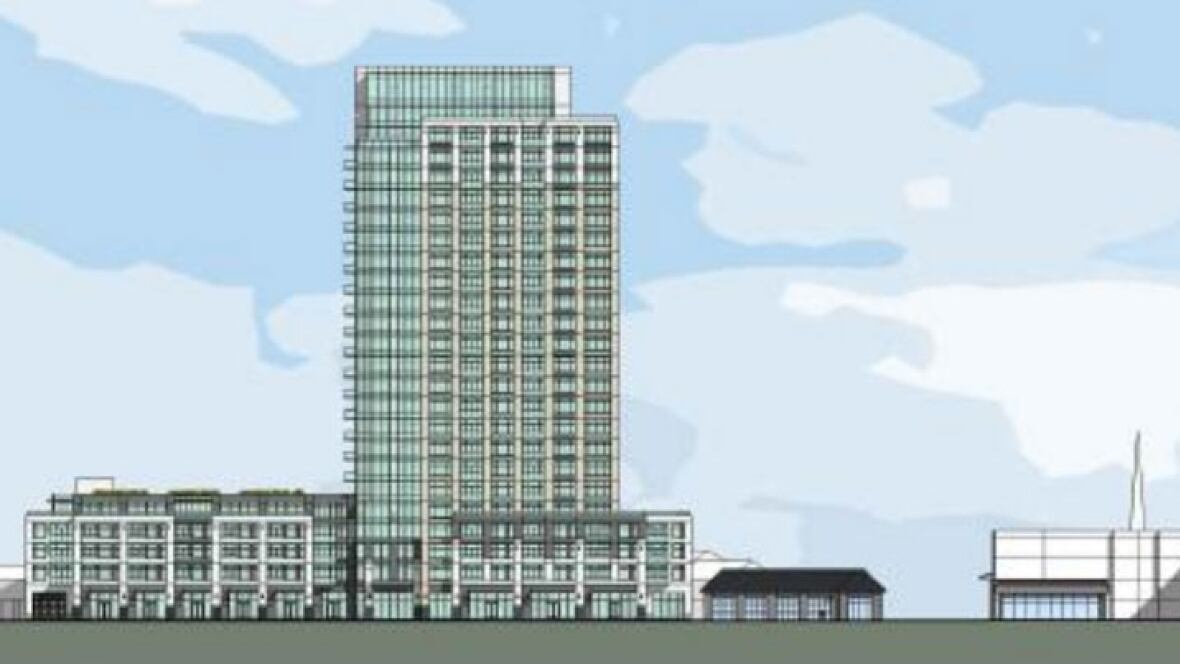 City Planners Back 24 Storey Tower On Richmond Road