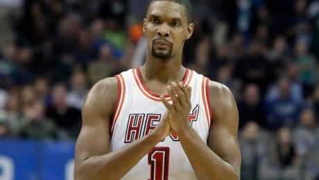 Heat Bosh Basketball