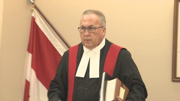 Judge James Walsh