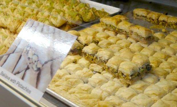 Baklava Noor Food Market