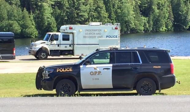 OPP kid missing in lake Algonquin