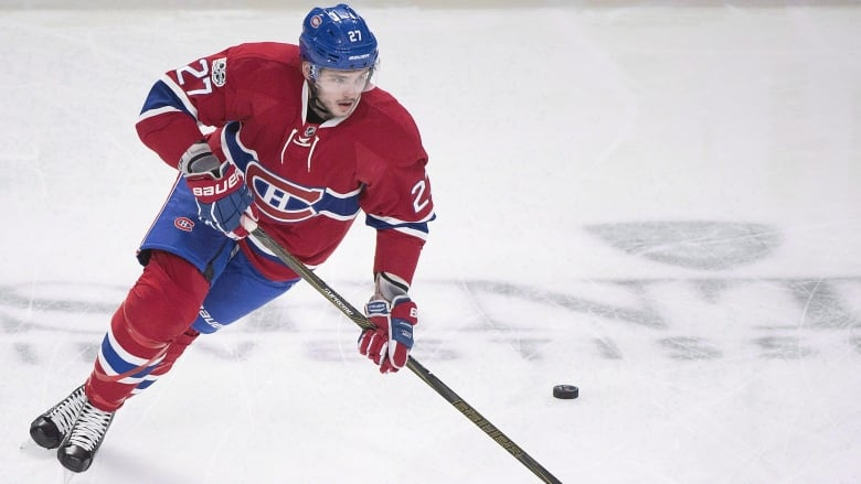 watch 55ea2 3a8f3 Montreal Canadiens  Alex Galchenyuk agreed to a three-year contract  extension on Wednesday. (Graham Hughes The Canadian Press)