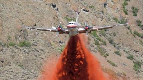 Cherry Creek wildfire