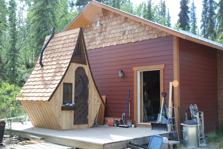 Going in style: Have these builders made Yukon's fanciest outhouses on factory roof, loft roof, boat roof, well roof, building roof, bicycle roof, hotel roof, tractor roof, white roof, office roof, cabin roof, warehouse roof, farmhouse roof, dog roof, apartment roof, hospital roof, cottage roof, city roof, tenement roof, adobe roof,