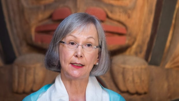 Marion Buller is the chief commissioner of the national inquiry into missing and murdered Indigenous women and girls.