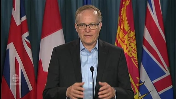 Peter Julian is dropping out of the NDP leadership race after failing to secure enough donations to continue his national campaign.