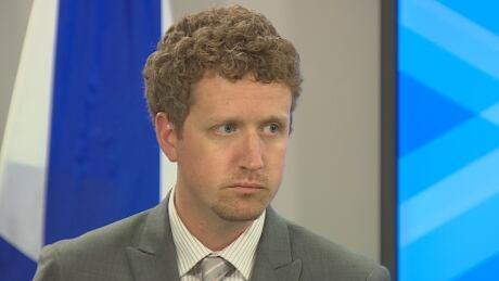 Nova Scotia Environment Minister Iain Rankin