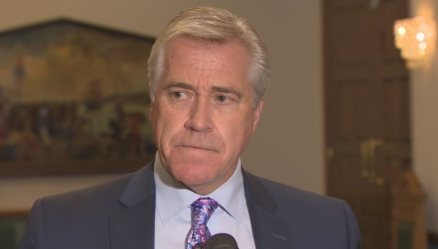 Premier Dwight Ball Innu inquiry