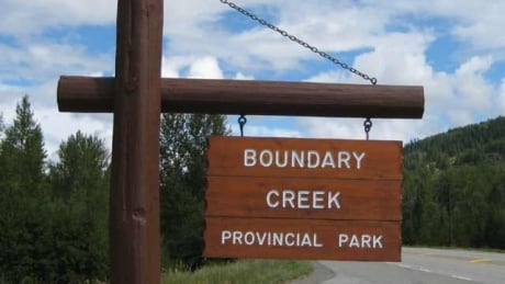Boundary Creek Provincial Park