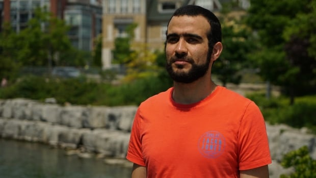 Omar Khadr says his reputation has held back his pursuit of work and education. The settlement of his lawsuit against the government 'is going to help me move forward,' he says.