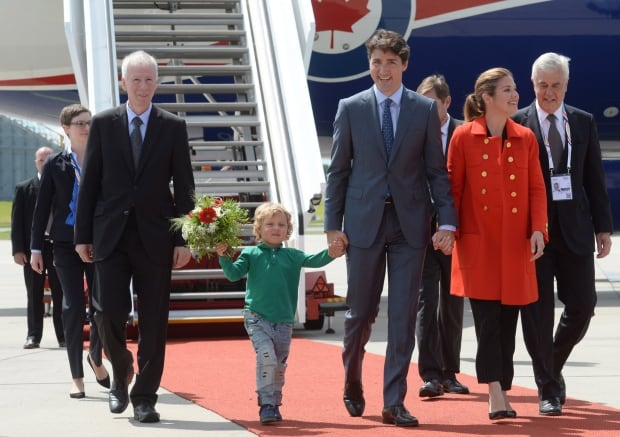 Trudeau G20 Germany 20170706